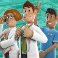 Two Point Hospital Images