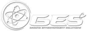 old GES logo