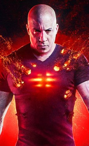 Bloodshot – Locally Shot Movie Starring Vin Diesel