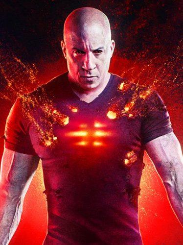 Bloodshot – Locally Shot Movie Starring Vin Diesel