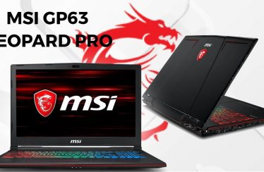 MSI GP63 Leopard Gaming Laptop