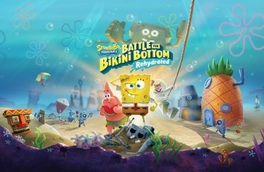 SpongeBob SquarePants Battle for Bikini Bottom Rehydrated Review
