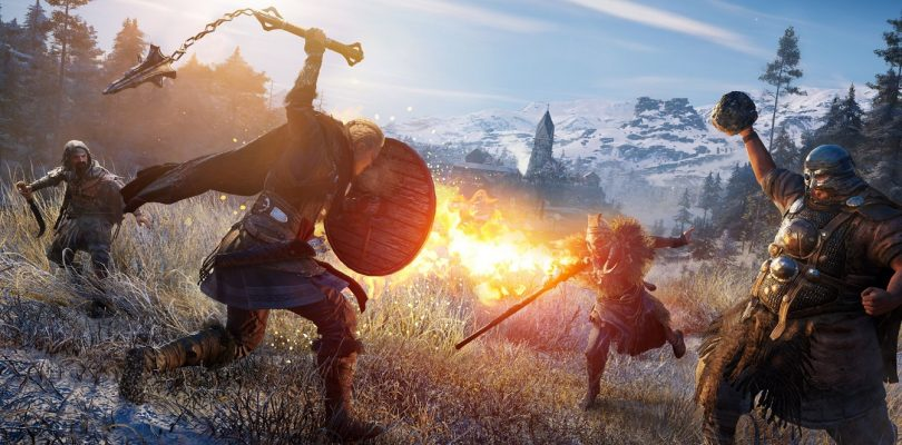 Assassin's Creed Valhalla release date announced for November 17