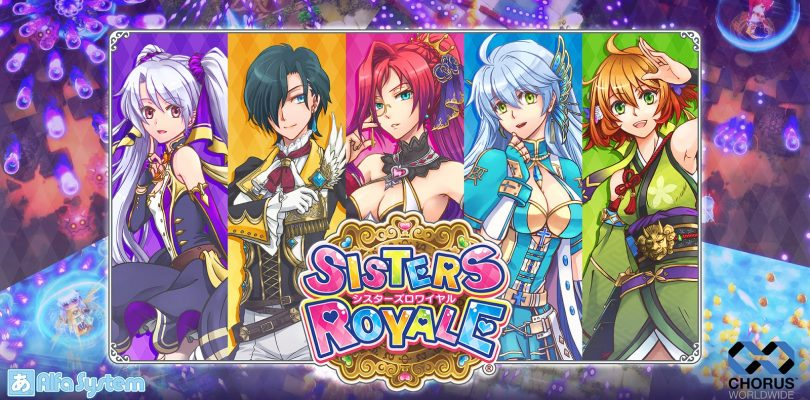 Sisters Royale Explodes onto Xbox One – Out Now