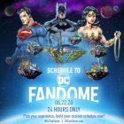 DC FanDome Suit Up Challenge