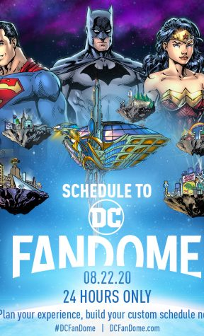 DC FanDome extended!