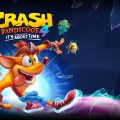 Crash Bandicoot 4: It's About Time – Gameplay Launch Trailer | PS4
