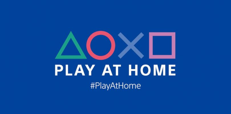 Play At Home returns: Four months of offers for PlayStation games and entertainment begin March 1
