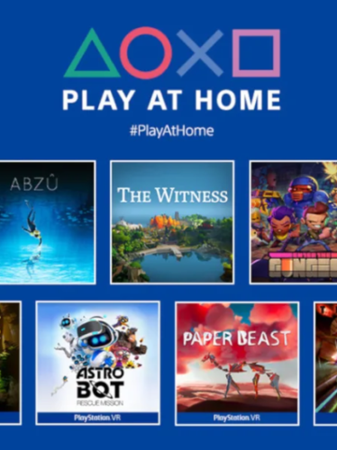 Play at Home 2021 update: 10 free games to download this Spring