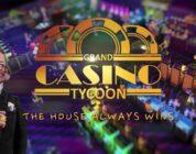Grand Casino Tycoon | Official Teaser | Aerosoft